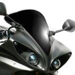Standardscheibe MRA Yamaha YZF-R1 09-14 schwarz