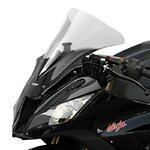 Double bubble MRA Kawasaki ZX-10R 11-13 clear