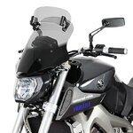 Vario-Touringscreen MRA Yamaha MT-09 13-16 rauchgrau