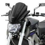 Racingscheibe MRA Yamaha MT-09 13-16 schwarz