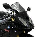 Racingscheibe MRA BMW S 1000 RR 15-17 rauchgrau