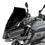 Spoilerscheibe MRA Yamaha MT-10 2016 schwarz