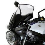 Spoilerscheibe MRA Suzuki SV 650 16-17 klar