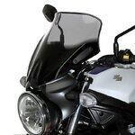 Spoilerscheibe MRA Suzuki SV 650 16-17 rauchgrau