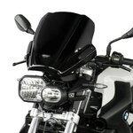MRA Windschild Speedscreen inkl. Haltesatz schwarz