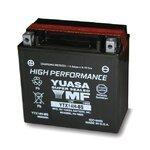 Motorradbatterie AGM Yuasa YTX 14H-BS