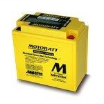 Motorradbatterie AGM Motobatt MBYZ16H