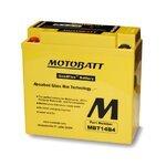 Motorradbatterie AGM Motobatt MBT14B4