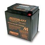 Motorradbatterie AGM Motobatt MBTX30UHD