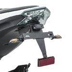 Motorrad LED Blinker KITE Paar schwarz Pic:6
