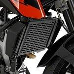 Kühlerabdeckung Protech KTM 690 Duke/ R 12-18 schwarz Pic:1