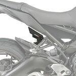 Rear Brake fluid tank reservoir cover Yamaha MT-07 14-18 carbon look