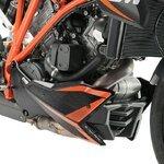 Bugspoiler Puig KTM 1290 Super Duke/R 14-16 carbon look