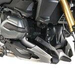 Belly pan Puig BMW R 1200 R 15-18 black matt