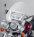 Windschild Puig Daytona IV Honda Shadow VT 750 C/C2/C4 97-16