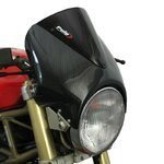 Cockpitverkleidung Puig Vision Carbon-Look/schwarz