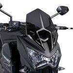 Windschild Puig Kawasaki Z 800 13-16 dunkel