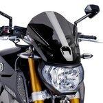 Windschild Puig Tour Yamaha MT-09 13-16 dunkel getönt