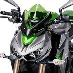 Windschild Puig Sport Kawasaki Z 1000 14-17 grün