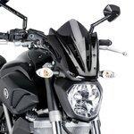 Windschild Puig Sport Yamaha MT-07 13-17 dunkel getönt