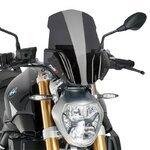 Windschild Puig Sport BMW R 1200 R 15-17 dunkel getönt