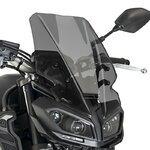 Windschild Touring Yamaha MT-09 2017 Puig Naked New Generation dunkel getönt