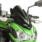 Windscreen Puig Sport Kawasaki Z 900 2017 black