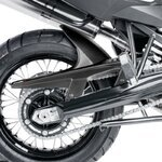 Rear mudguard Puig BMW F 700 GS 2013 black matt