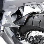 Hinterradabdeckung Puig Honda Crosstourer 12-17 schwarz