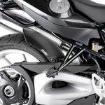 Hinterradabdeckung Puig BMW F 800 GT 13-17 schwarz matt