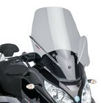 Windscreen Puig V-Tech Line Piaggio MP3 Business/ Sport/ Touring 300/ 400/ 500/ LT 11-13 light smoke