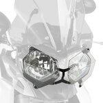 Scheinwerferschutz Puig Triumph Tiger Explorer XC 13-18 klar Pic:1