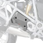 Seitenverkleidung unten Puig BMW R 1200 GS Adventure 14-16 silber