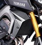 Kühler Seitenverkleidung Puig Yamaha MT-09 13-16 carbon look