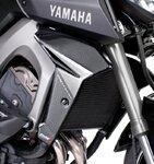 Kühler Seitenverkleidung Puig Yamaha MT-09 13-16 carbon look Pic:1