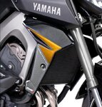 Kühler Seitenverkleidung Puig Yamaha MT-09 13-16 carbon look Pic:2