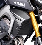 Cooler Side Cover Puig Yamaha MT-09 13-16 black mat