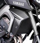 Kühler Seitenverkleidung Puig Yamaha MT-09 13-16 schwarz matt Pic:1