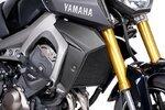 Kühler Seitenverkleidung Puig Yamaha MT-09 13-16 schwarz matt Pic:2
