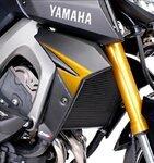 Kühler Seitenverkleidung Puig Yamaha MT-09 13-16 schwarz matt Pic:3