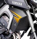 Kühler Seitenverkleidung Puig Yamaha MT-09 13-16 schwarz matt Pic:4