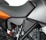 Seitenverkleidung Puig KTM 1190 Adventure\ R 13-16 schwarz matt Pic:1