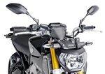 Tachometer Abdeckung Puig Yamaha MT-09 13-16 schwarz matt Pic:1