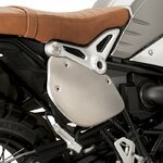 Side Cover Panel Puig BMW R NineT/Scrambler/Pure/Racer/Urban G/S 14-18 silver