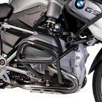 Crashbars Puig BMW R 1200 GS 14-18 black