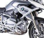 Sturzbügel Puig BMW R 1200 GS 14-16 Set oben + unten silber