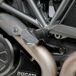 Crash bobbins Puig Ducati Diavel 11-17 black