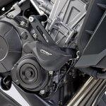 Sturzpads Puig PRO Honda CB 650 F 14-17 schwarz