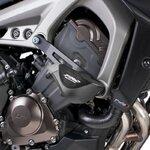 Sturzpads Puig PRO Yamaha MT-09 13-16 schwarz