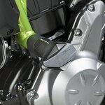 Sturzpads Puig R12 Kawasaki Z 650 2017 schwarz